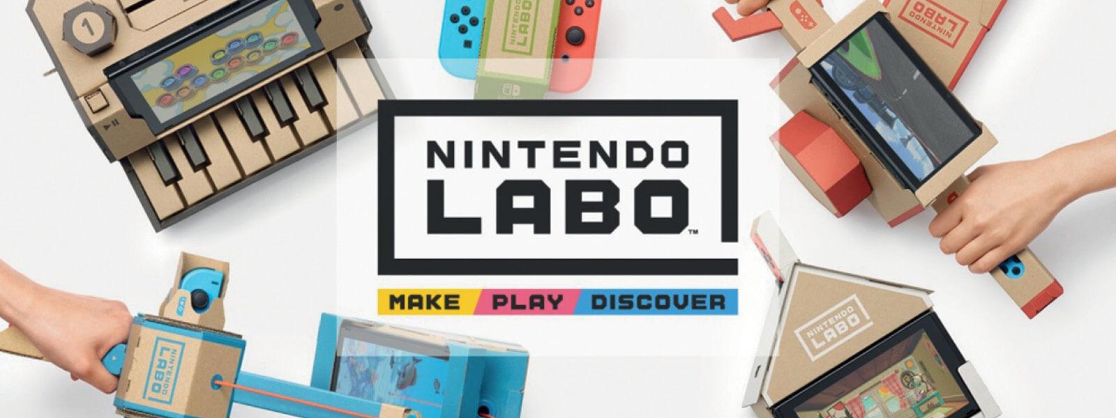 ที่มา : https://wccftech.com/pachter-nintendo-labo-2012/ Nintendo Labo เป็นการออกแบบกล่องบรรจุภัณฑ์หลังจากการทำหน้าห่อหุ้มสินค้าแล้ว ให้สามารถกลายเป็นอุปกรณ์ประกอบการเล่นเกมส์ต่อได้อีก